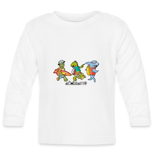 BEACH BUDDIES - Baby Long Sleeve T-Shirt