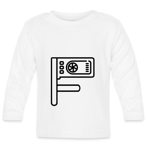 Logo Floewtech - Baby Long Sleeve T-Shirt