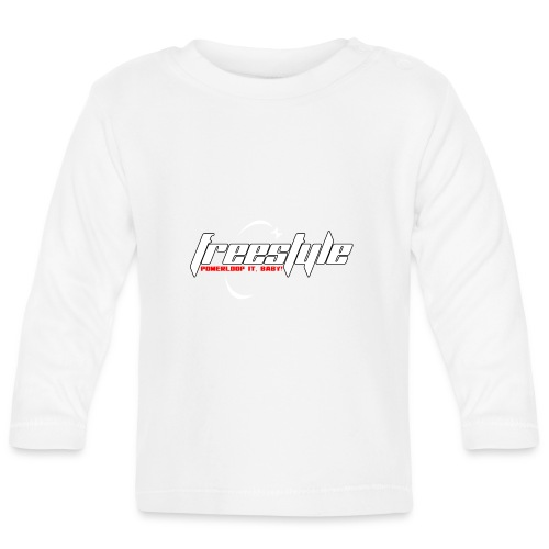 Freestyle - Powerlooping, baby! - Baby Long Sleeve T-Shirt