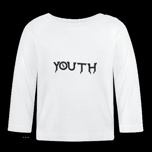 youth - Koszulka niemowlęca z długim rękawem