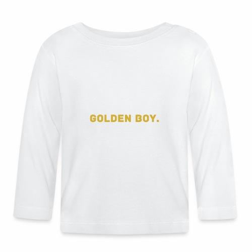 Millionaire. X GOLDEN BOY. - Baby Long Sleeve T-Shirt