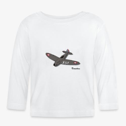 D551 - T-shirt manches longues Bébé