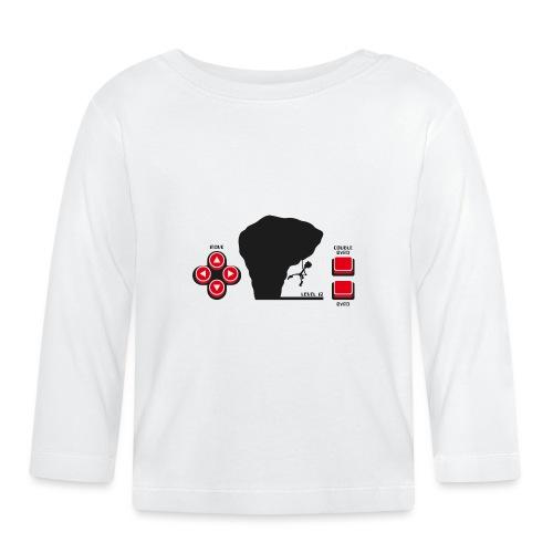 Climber Telespiel - Baby Langarmshirt