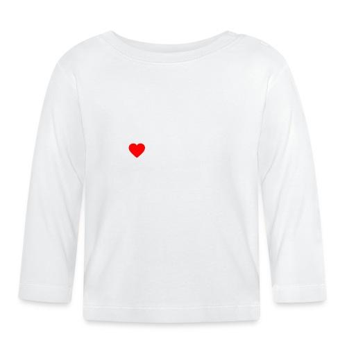 I ❤️ AFFING #DAHOAM - Baby Langarmshirt
