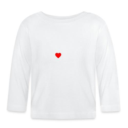 I ❤️ SGB #DAHOAM - Baby Langarmshirt