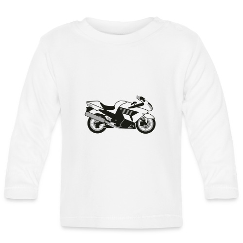 ZZR1400 ZX14 - Baby Long Sleeve T-Shirt