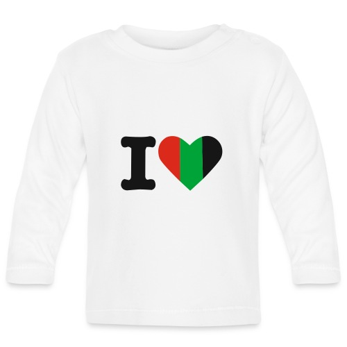 hartjeroodzwartgroen - T-shirt