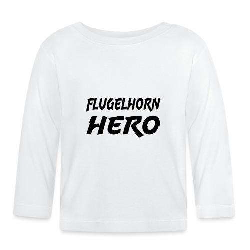 Flugelhorn Hero - Baby Long Sleeve T-Shirt