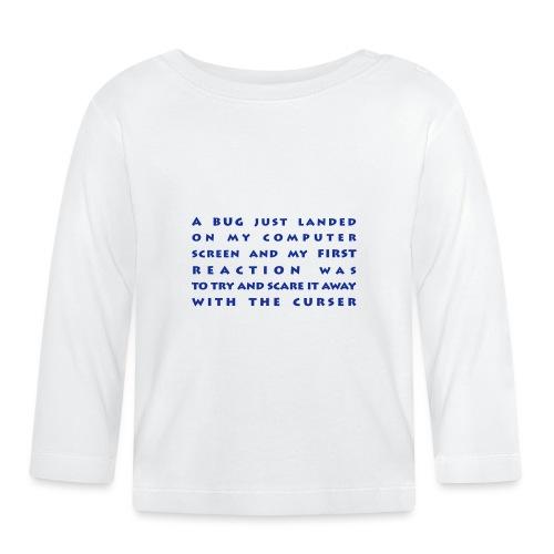 bug - Vauvan pitkähihainen paita