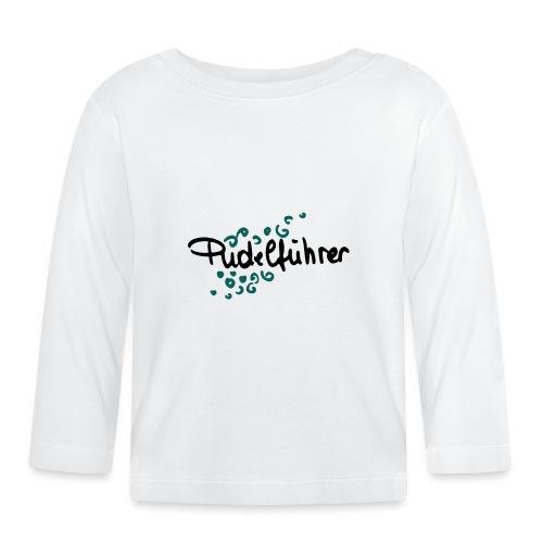 Pudelführer - Baby Langarmshirt