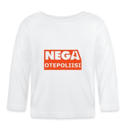 OtePoliisi - Vauvan pitkähihainen paita