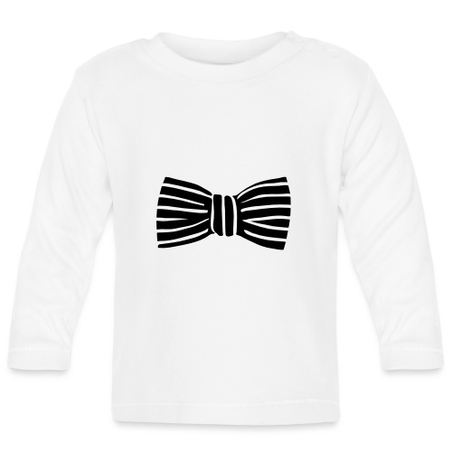 bow_tie - Baby Long Sleeve T-Shirt