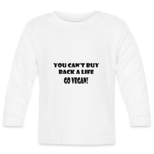 Go Vegan - T-shirt