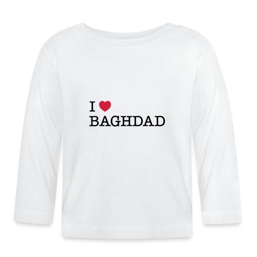 I LOVE BAGHDAD - Baby Long Sleeve T-Shirt