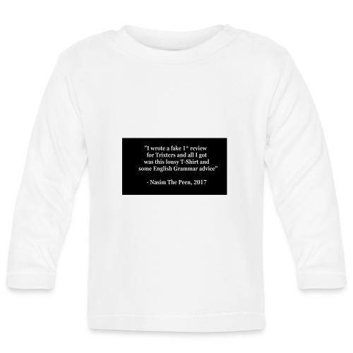 NasimPeen - Baby Long Sleeve T-Shirt