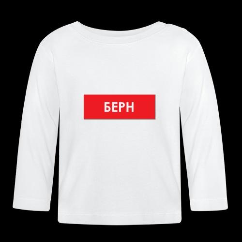 Bern - Utoka - Baby Langarmshirt