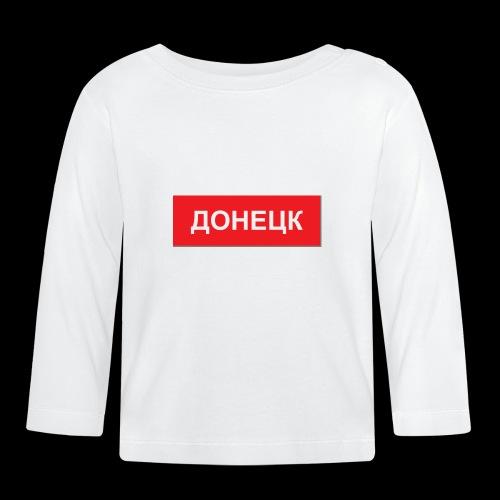 Donezk - Utoka - Baby Langarmshirt