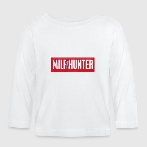 MILFHUNTER1 - Langærmet babyshirt