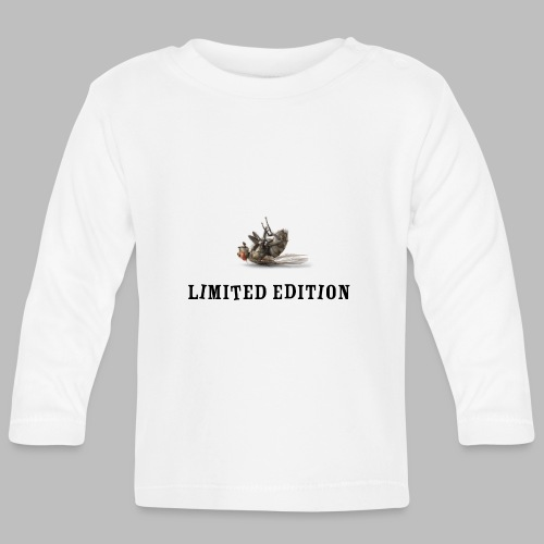 Limited Edition - Baby Langarmshirt