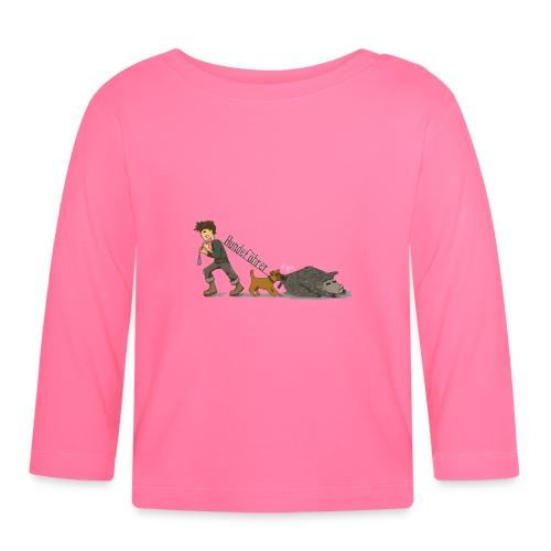 Hundeführer - Baby Langarmshirt