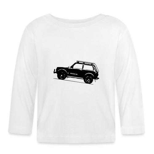 Lada Niva 2121 Russin 4x4 - Baby Langarmshirt
