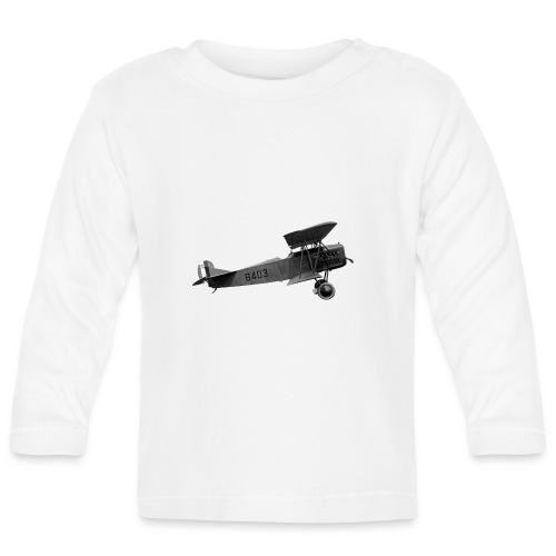 Paperplane - Baby Long Sleeve T-Shirt