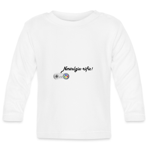 Nostalgia-rific! - Baby Long Sleeve T-Shirt
