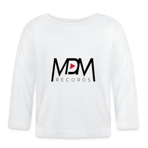 MDM Records - Maglietta a manica lunga per bambini