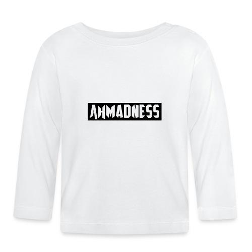AhMADNESS Design T-Shirt - Baby Long Sleeve T-Shirt