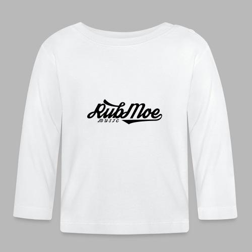 RubMoe - Langarmet baby-T-skjorte