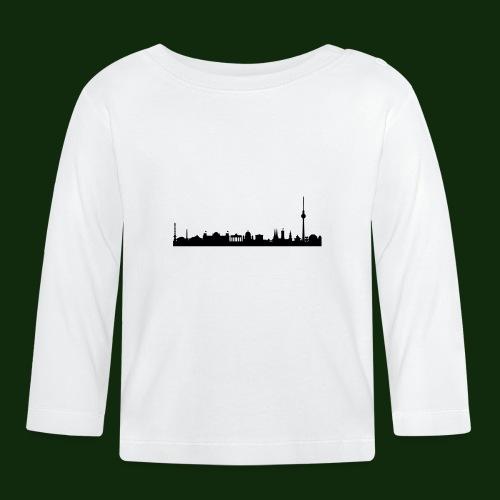 Berlin Skyline - Baby Langarmshirt