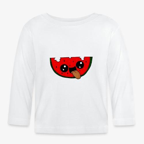 Pastèque - T-shirt manches longues Bébé