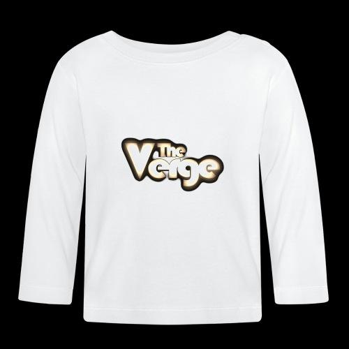 TV logo 005 - T-shirt manches longues Bébé