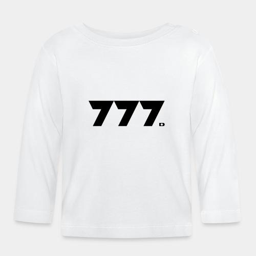 A-067 Triple seven - Baby Langarmshirt
