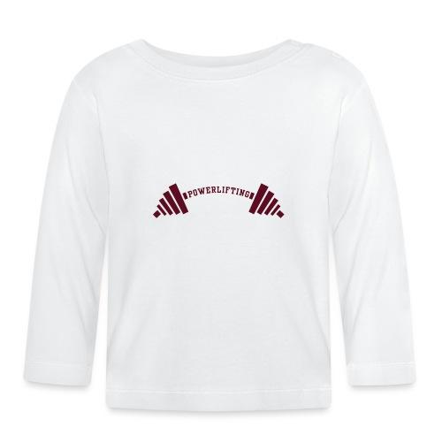barbell - T-shirt