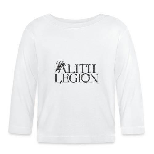 Alith Legion Dragon Logo - Baby Long Sleeve T-Shirt