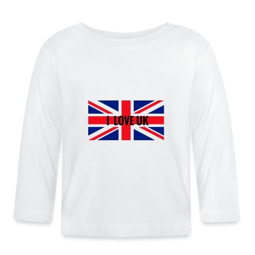 UK T-Shirt - Baby Langarmshirt
