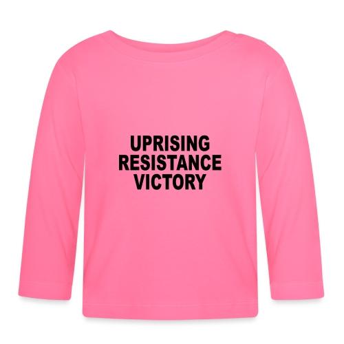 Uprising - T-shirt manches longues Bébé