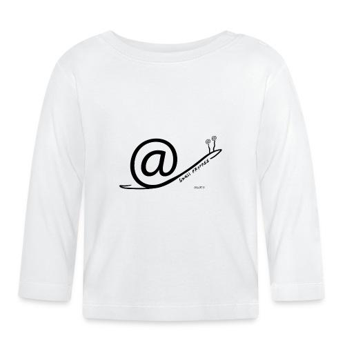 Snail Express - Maglietta a manica lunga per bambini