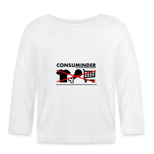 Les consommateurs moins - T-shirt manches longues Bébé