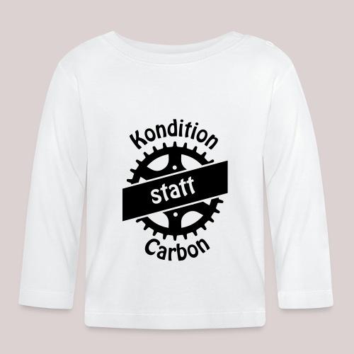 04-30-Kondition-Carbon - Baby Langarmshirt
