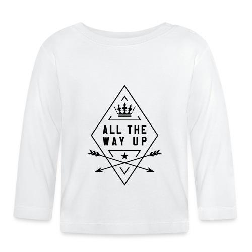 atwu_black - Baby Long Sleeve T-Shirt