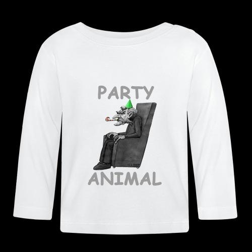 Miserable Git 2 - Baby Long Sleeve T-Shirt