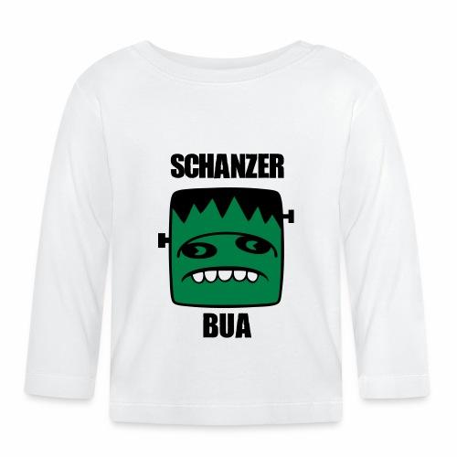 Fonster Schanzer Bua - Baby Langarmshirt