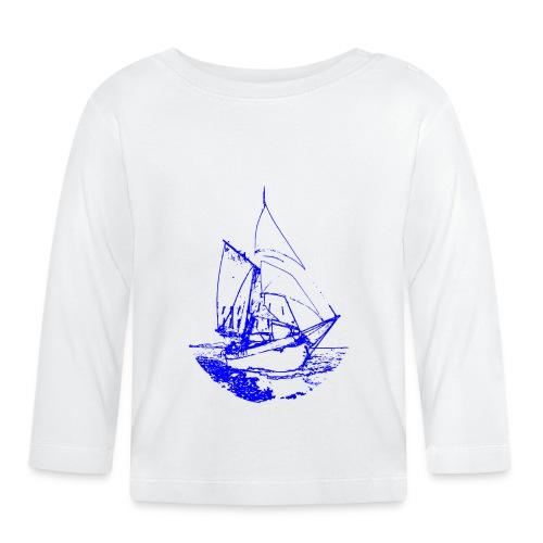 Siluette GIF - Baby Langarmshirt