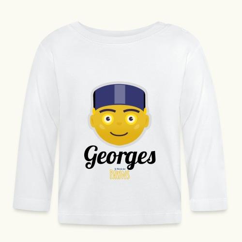 Georges (Le monde des Pawns) - T-shirt manches longues Bébé