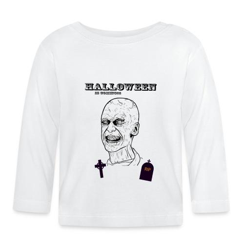 Haloween 2018 - T-shirt manches longues Bébé