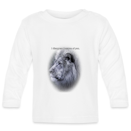 Strength and respect - T-shirt manches longues Bébé