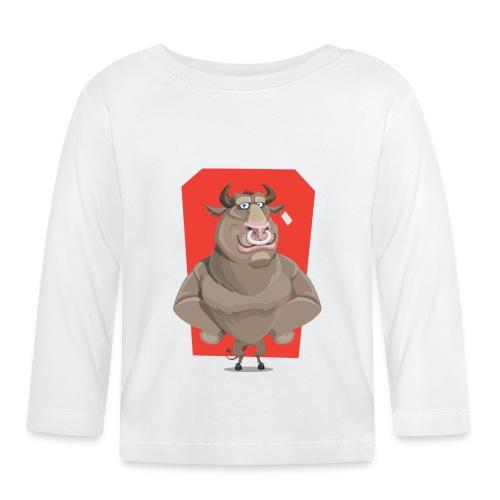 Starke Bulle - Baby Langarmshirt