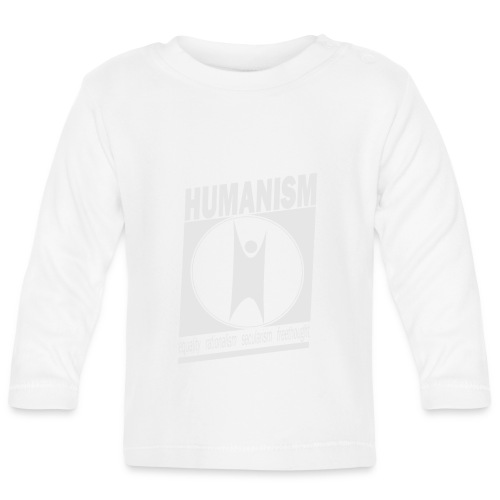 Humanism - Baby Long Sleeve T-Shirt